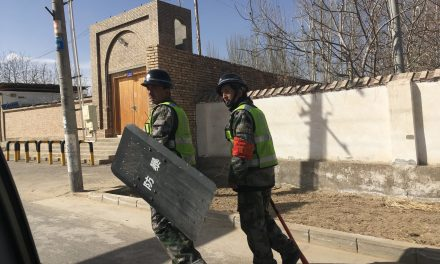 China Takes Diplomats to Tour 'Re-Education Camps' as Pressure Builds Over Mass Detention of Uighurs