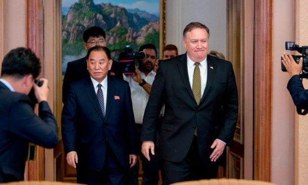 Talks With North Korea Aim at Organizing a Second Trump-Kim Summit, Officials Say
