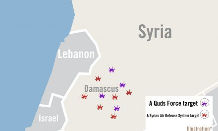 Israel Increasingly Goes Public With Airstrikes on Iranian Targets in Syria