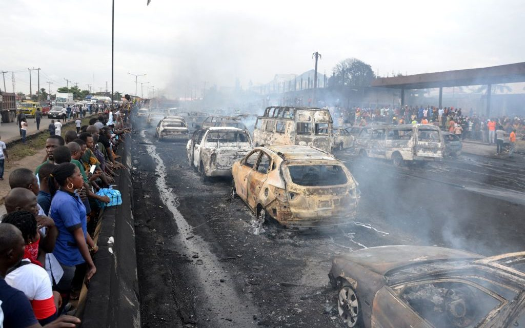 Police: Many Killed in Nigeria Oil Tanker Explosion