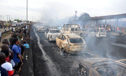 Police: Many Killed in Nigeria Oil Tanker Explosion
