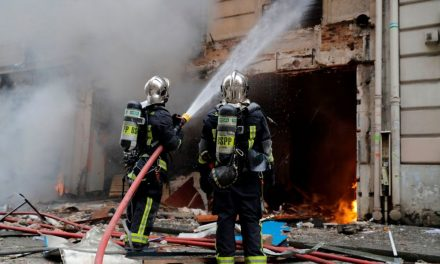 2 Firefighters Killed and 47 People Injured in Paris Bakery Explosion