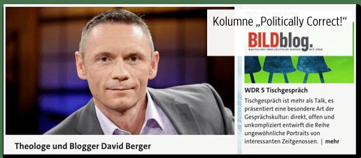 David Berger und der WDR: ein Sender auf Koks