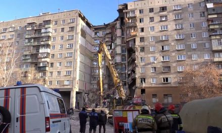 Death Toll Rises to 28 in Russian Apartment Collapse After Baby Found Alive in Rubble