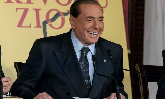 Italy's Silvio Berlusconi Is Back After Announcing His Candidacy for European Parliament