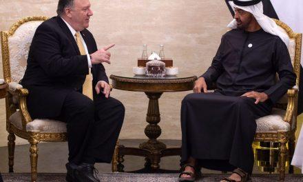 Pompeo: Despite the Government Shutdown, U.S. Diplomats' Morale Is 'Good'