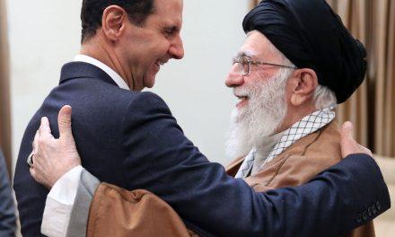 Syria's President Bashar Assad Visits Iran in a Rare Trip Abroad