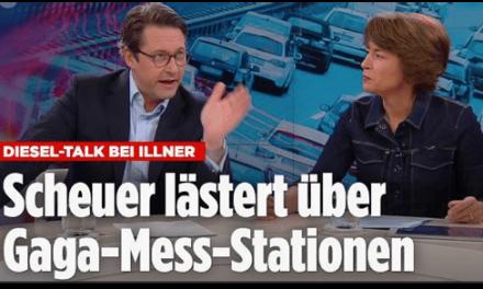 """Bild.de verbreitet Messwert-""""Gaga""""-Unsinn des Verkehrsministers"""