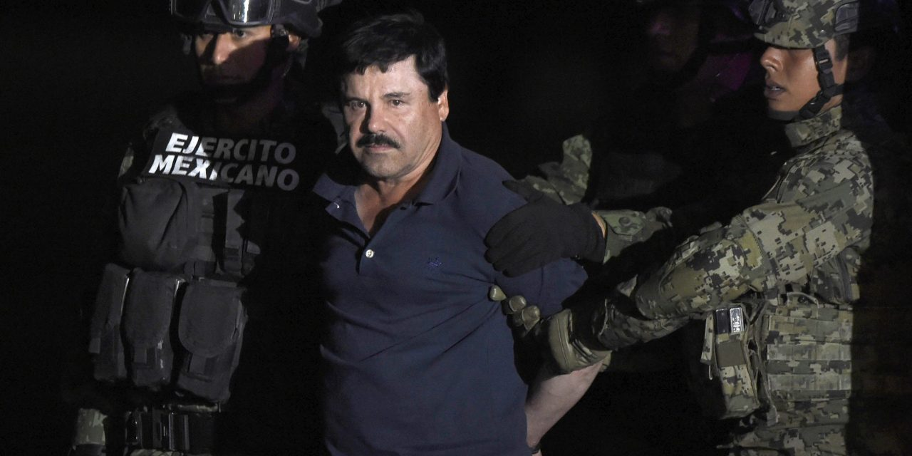 El Chapo, the Notorious Drug Kingpin, Has Been Found Guilty in His U.S. Trial