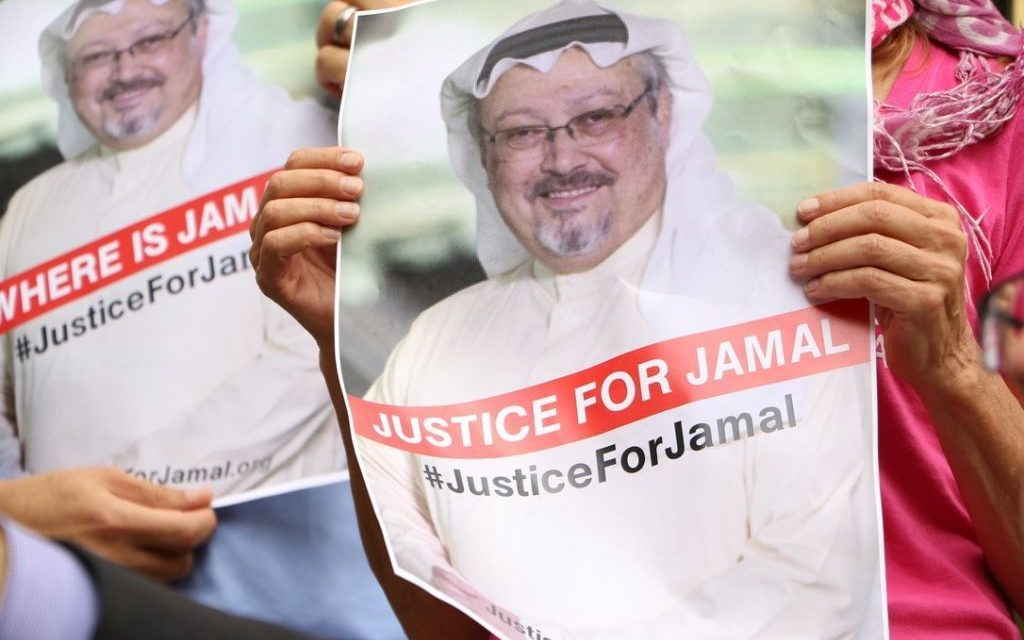 Saudi Named in a Report on Jamal Khashoggi's Murder Becomes the Kingdom's U.A.E. Envoy