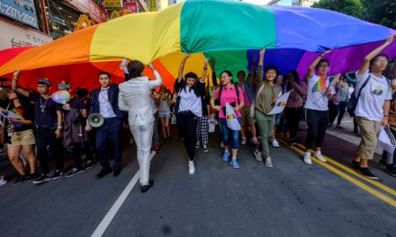 Taiwan Proposes Asia's First Same-Sex Marriage Law