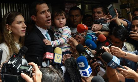Venezuela's Opposition Leader Says His Family Was Threatened by State Security Forces
