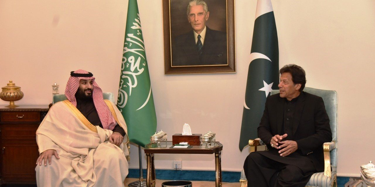 Saudi Crown Prince Pledges $20 Billion in Deals With Pakistan on the First Stop of His Asia Tour