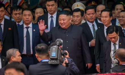 Kim Jong Un Has Arrived in Vietnam for His Summit with Trump