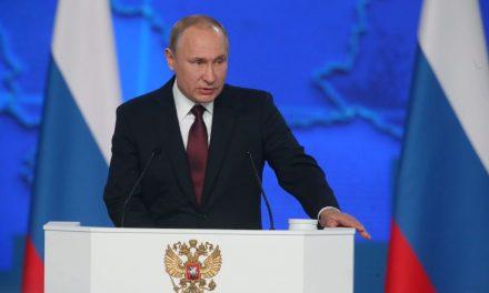 Russian President Vladimir Putin Threatens to Retaliate if U.S. Deploys New Missiles in Europe