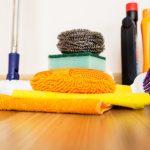 Cena čištění podlahy