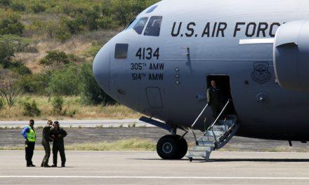 U.S. Air Force Sends Aid to Town Near Venezuelan Border