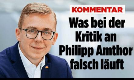 """Bild.de-""""Chor der Oberflächlichen"""" findet Oberflächlichkeit jetzt schlimm"""