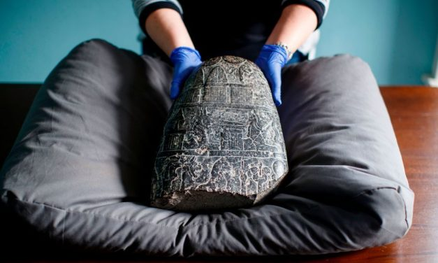A 3,000-Year-Old Tablet Likely Looted During the Iraq War Is Being Returned by the U.K.