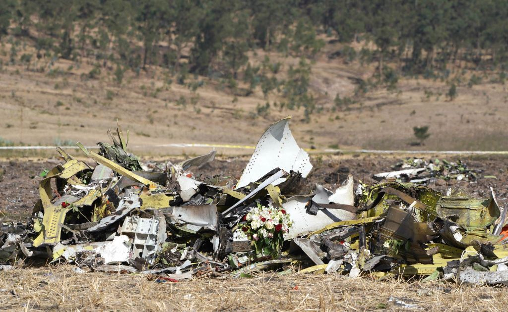 Analysis Begins on the Voice Recorder Box From the Ethiopian Airlines Boeing 737 Max Crash