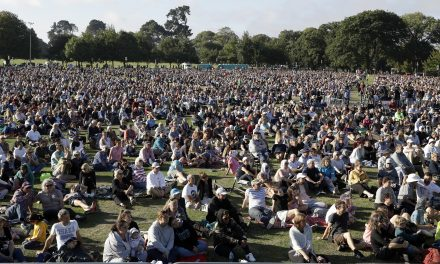 Thousands Gather in Christchurch for Vigil Honoring Victims of New Zealand Mosque Terror Attacks