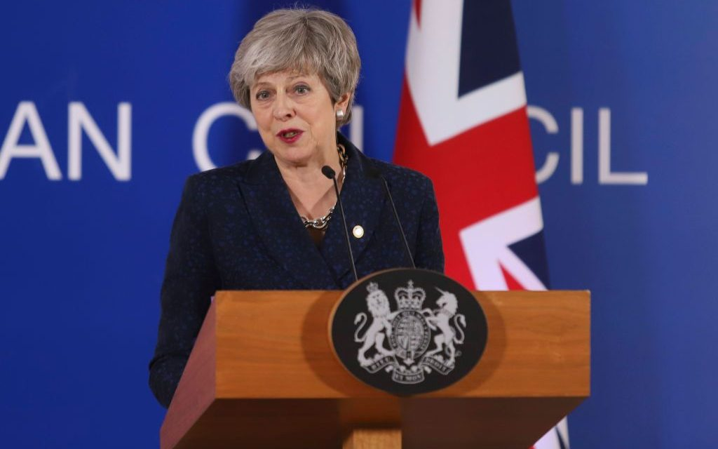 European Union Takes Control of Brexit Timeline From Theresa May