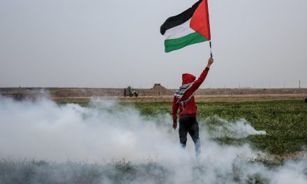A 15-Year-Old Gaza Protester Was Killed During Border Skirmishes, Ministry Says