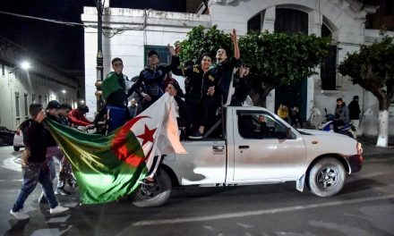 Protests Turn Into Celebrations as Algeria's President Says He Won't Seek a Fifth Term