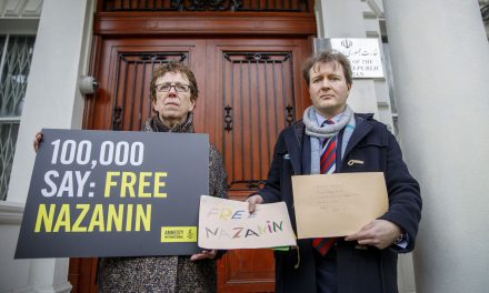 U.K. Takes 'Extremely Unusual' Step Granting Diplomatic Protection to a Dual National Detained in Iran
