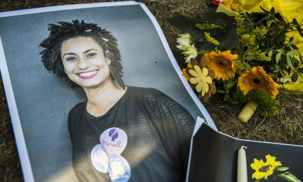 Two Former Police Officers Have Been Arrested for Brazilian Activist Marielle Franco's Murder