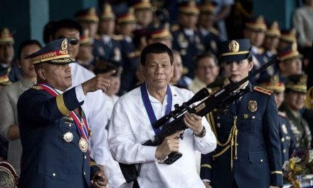 The Philippines Has Officially Left the International Criminal Court