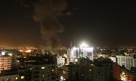 Israeli Airstrikes Hit Targets Across Gaza After Rocket Attack