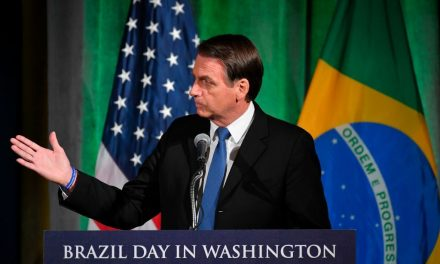 Brazilian President Jair Bolsonaro Visited the CIA During His Trip to the U.S.