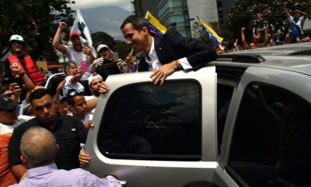 Opposition Leader Juan Guaido Returns to Venezuela After Leaving to Rally International Support