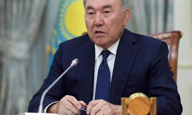 A New Kazakh President Is Sworn in After Soviet-Era Strongman Nursultan Nazarbayev Steps Down