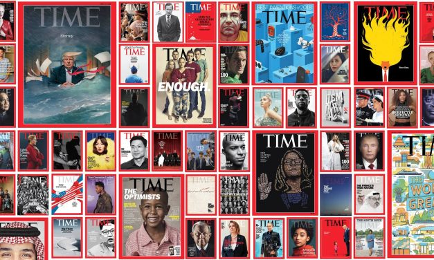 Ask Your Questions About TIME's Magazine Covers in a Reddit AMA With Creative Director D.W. Pine