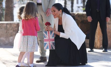 The Queen Just Gave Meghan Markle a Shiny New 'Vice President' Title. Here's What to Know