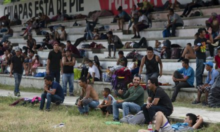 Mexico Is Bracing for Yet Another Central American Migrant Caravan