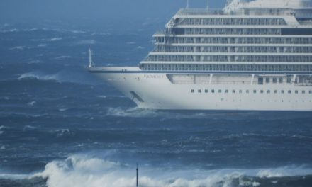 Cruise Ship Off Norway Coast Planning to Evacuate Its 1,300 Passengers