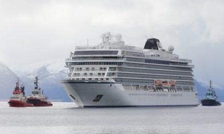 Cruise Ship Stranded Off Norway's Coast Had Low Oil Levels, Official Says