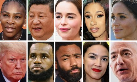 Vote Now: Who Should Be on the 2019 TIME 100?