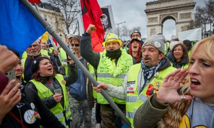 'Yellow Vest' Protestors Take to the Streets of France for the 16th Straight Weekend