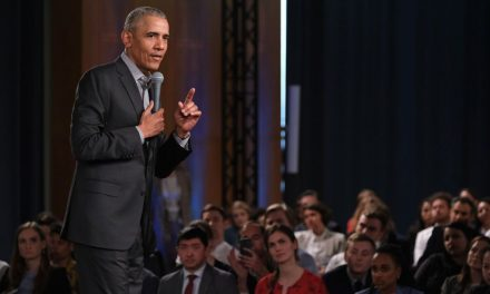 Former President Obama Encourages Young Europeans in Climate Change and Inequality Debate