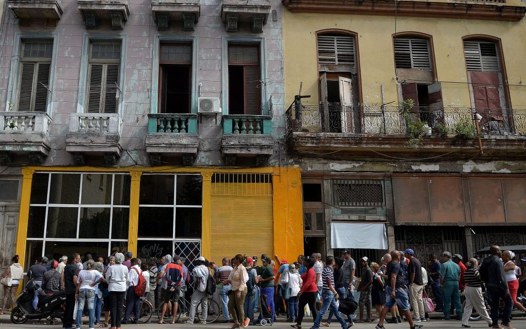 Food Shortages in Cuba Are Raising Fears of a New Economic Crisis ...