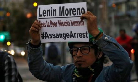 Ecuador Arrests Software Developer With Alleged Links to Wikileaks' Julian Assange