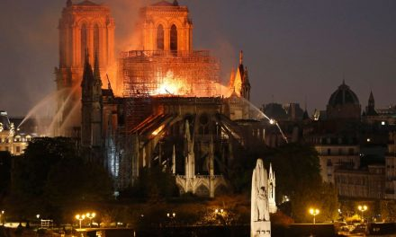 Electrical Short-Circuit Likely Caused Notre Dame Cathedral Fire, French Official Says