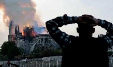 Over $400 Million Pledged To Rebuild Paris' Notre Dame Cathedral