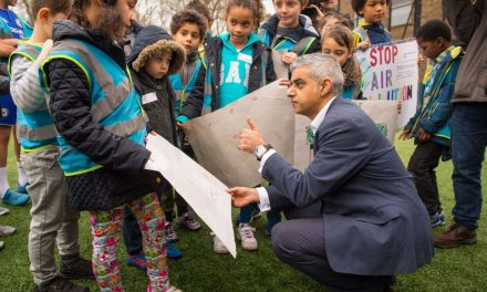 'The City I Love Is Making People Sick.' London Mayor Sadiq Khan on Making Polluters Pay