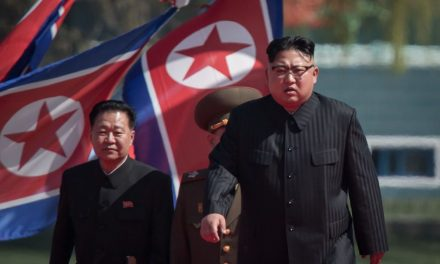 North Korea Test-Fires a New Type of Tactical Guided Weapon