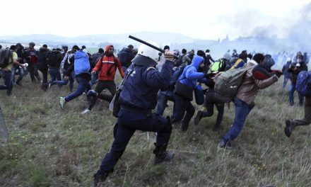 Greek Police Use Tear Gas in Third Straight Day of Clashing With Migrants